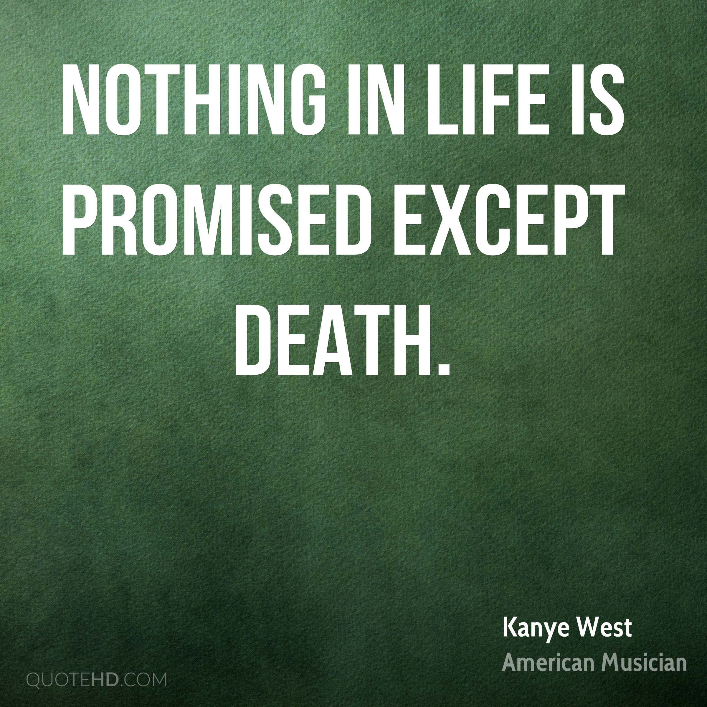 Kanye West Death Quotes Quotehd