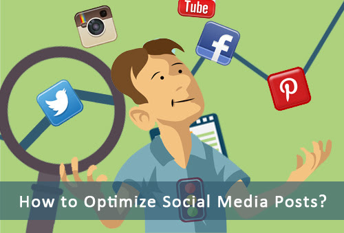 How to Optimize Your Social Media Posts for Search Engines? - IS Global Web