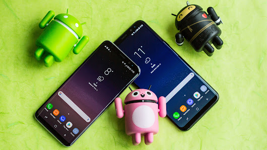 Samsung Galaxy S8/S8+ Android update: latest news - AndroidPIT