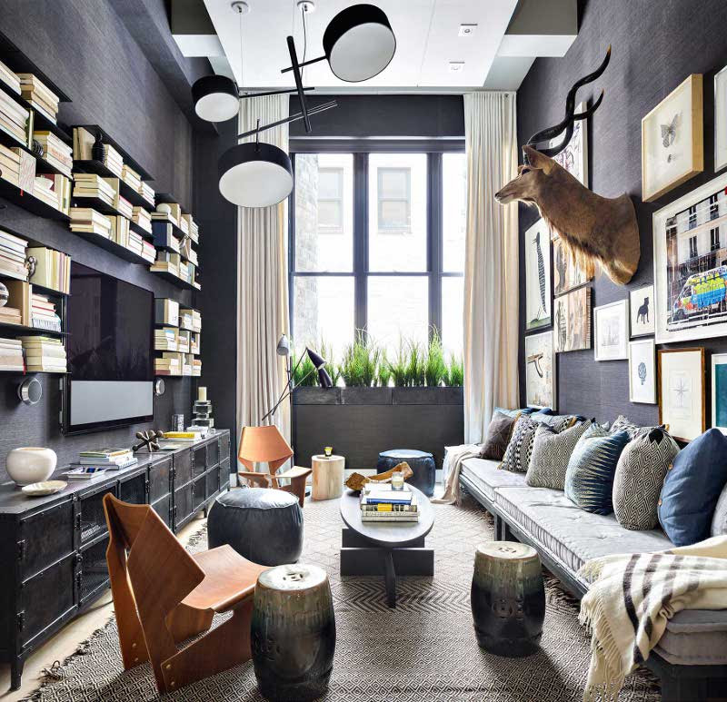 Decorating A Space With Different Styles - Decoholic