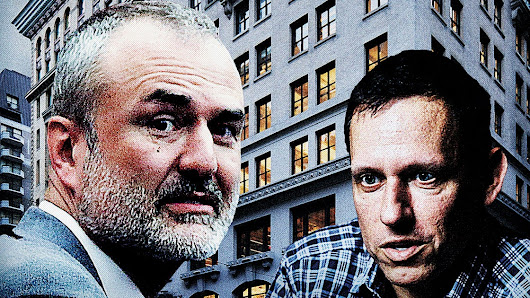 Nick Denton, Peter Thiel, and the Plot to Murder Gawker