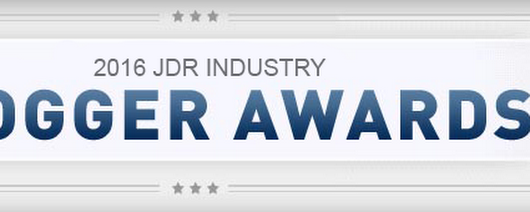 JDR Annual Industry Blogger Awards