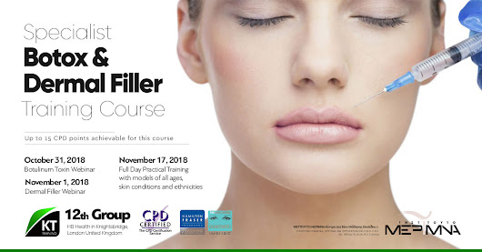 Botox & Dermal Filler Training Course 2018