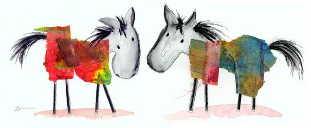 """Illustration Friday - """"Communication"""""""