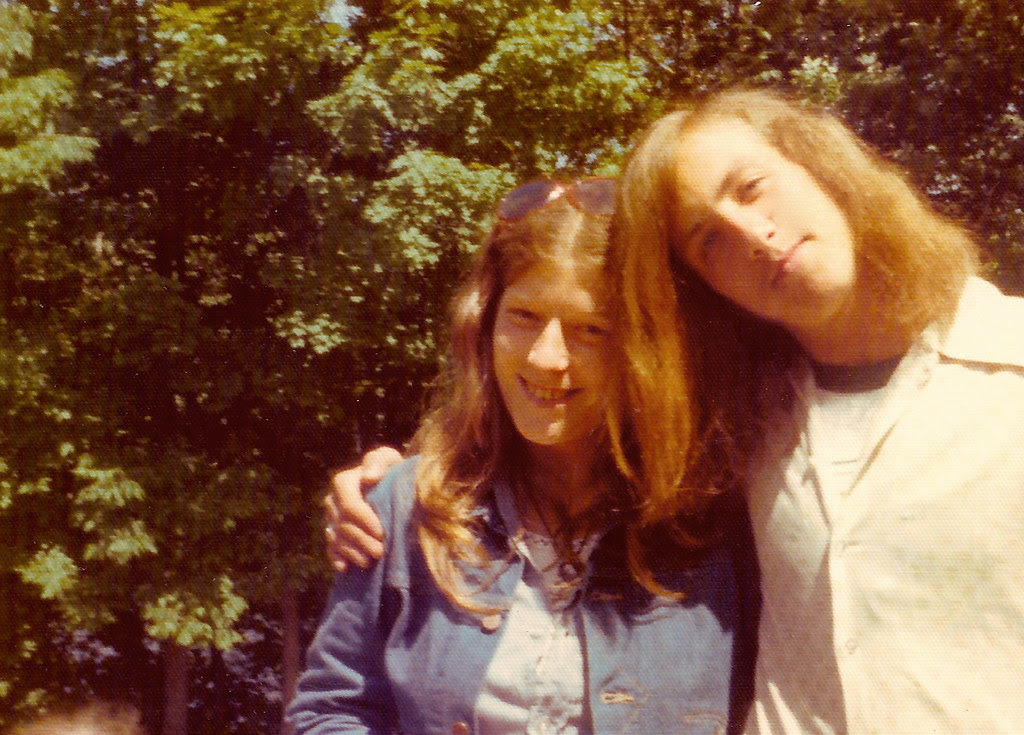 Pam and Stoney