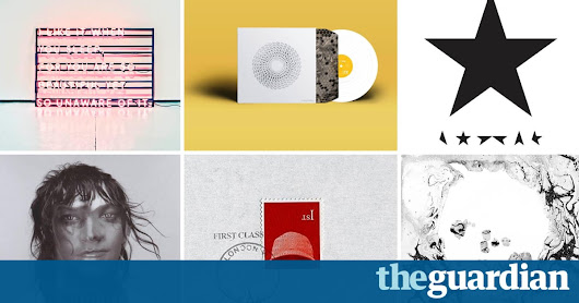 The best albums of 2016 – so far | Music | The Guardian