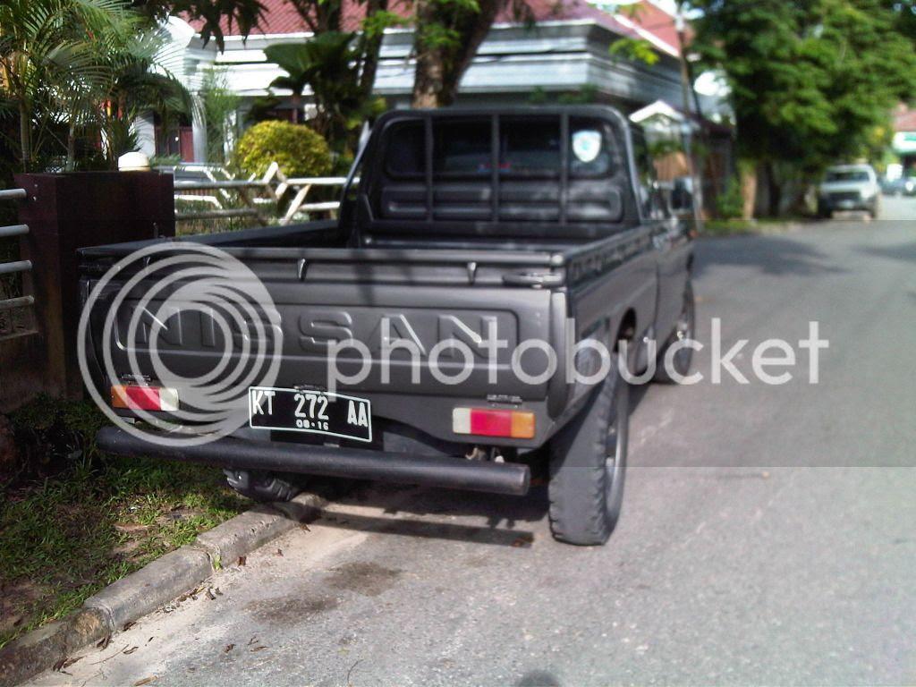 WTS Nissan Patrol Kuno 80 4000cc 6 Silinder Solar