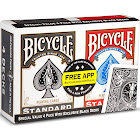 Bicycle Playing Cards - 4 pack