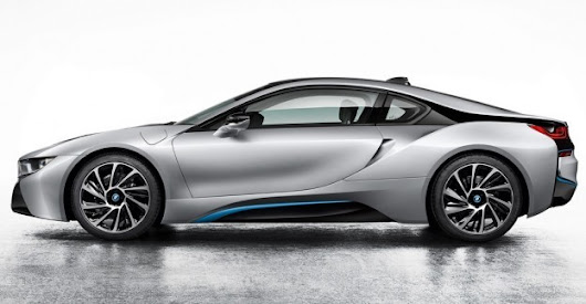BMW i8 - the Future of Sports Cars - Automoblog.net