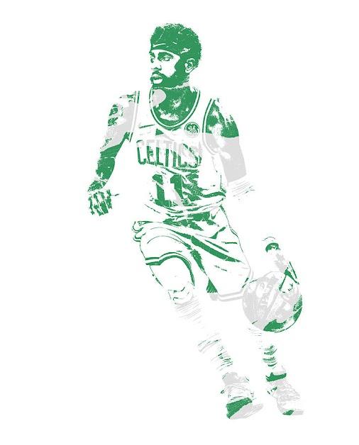 Kyrie Irving Boston Celtics #celtics #boston #cusrise #mancave #gifts #giftideas #holidays #christmas...
