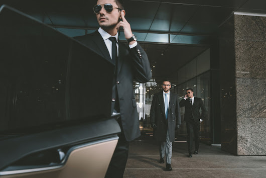 Best Bodyguard Services In Los Angeles | Executive Protection in LA