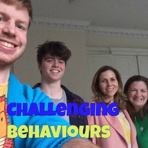 Episode 17: Hayley Goleniowska and Sally Phillips WDSD Special by Challenging Behaviours