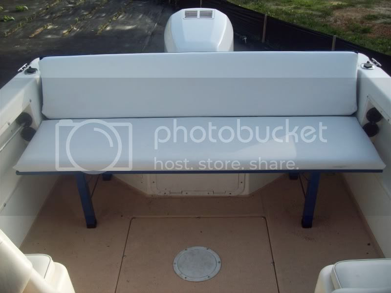 Build A Boat Bench Seat
