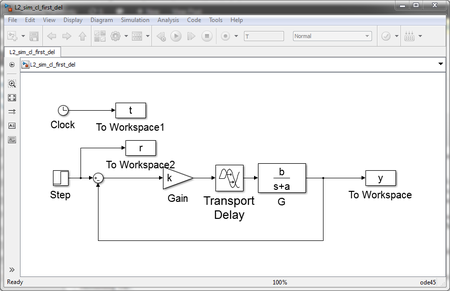 Scilab/xcos versions of Simulink models used in control theory teaching