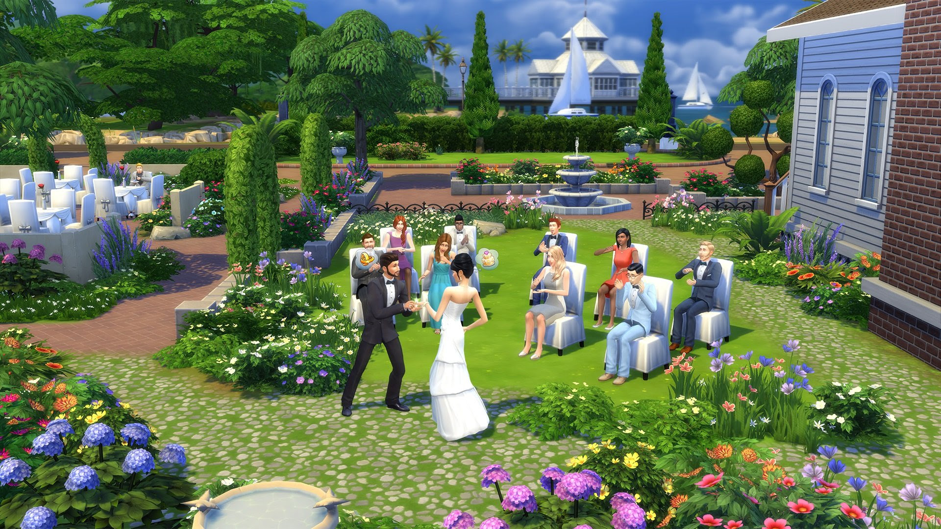The Sims 4 moves to PS4 and Xbox One this November screenshot