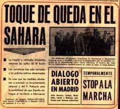 Las mil caras del PSOE frente al conflicto del Sáhara Occidental