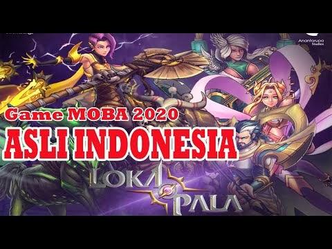 Game Lokapala   game android terbaru 2020 game mirip mobile legends
