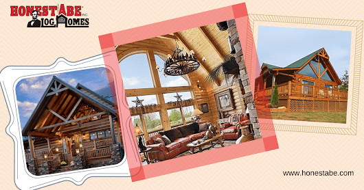 Log Home Photos & Timber Frame Photos by Honest Abe