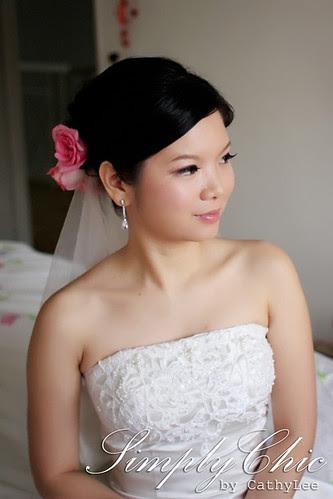 Sherry ~ Wedding Day
