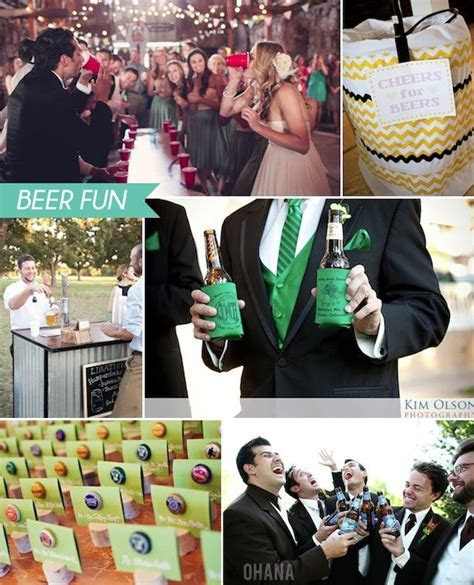 43 best images about Craft Beer Wedding on Pinterest