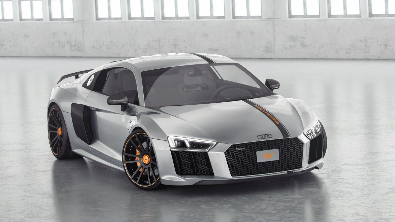 2016 Audi R8 V10 Plus Beastie Toys By Wheelsandmore Top
