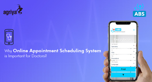 Why Online Appointment Scheduling System is Important for Doctors?