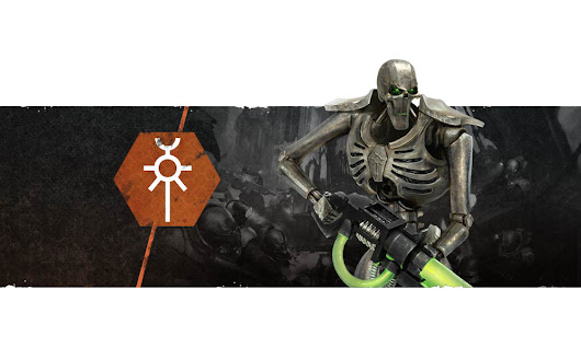 Kill Team Focus: Necrons
