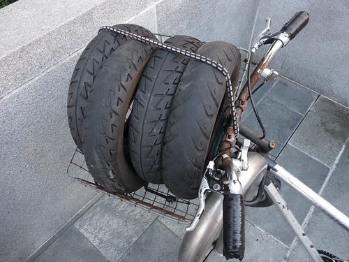 What Kind Of Bike Did Those Come Off Of?