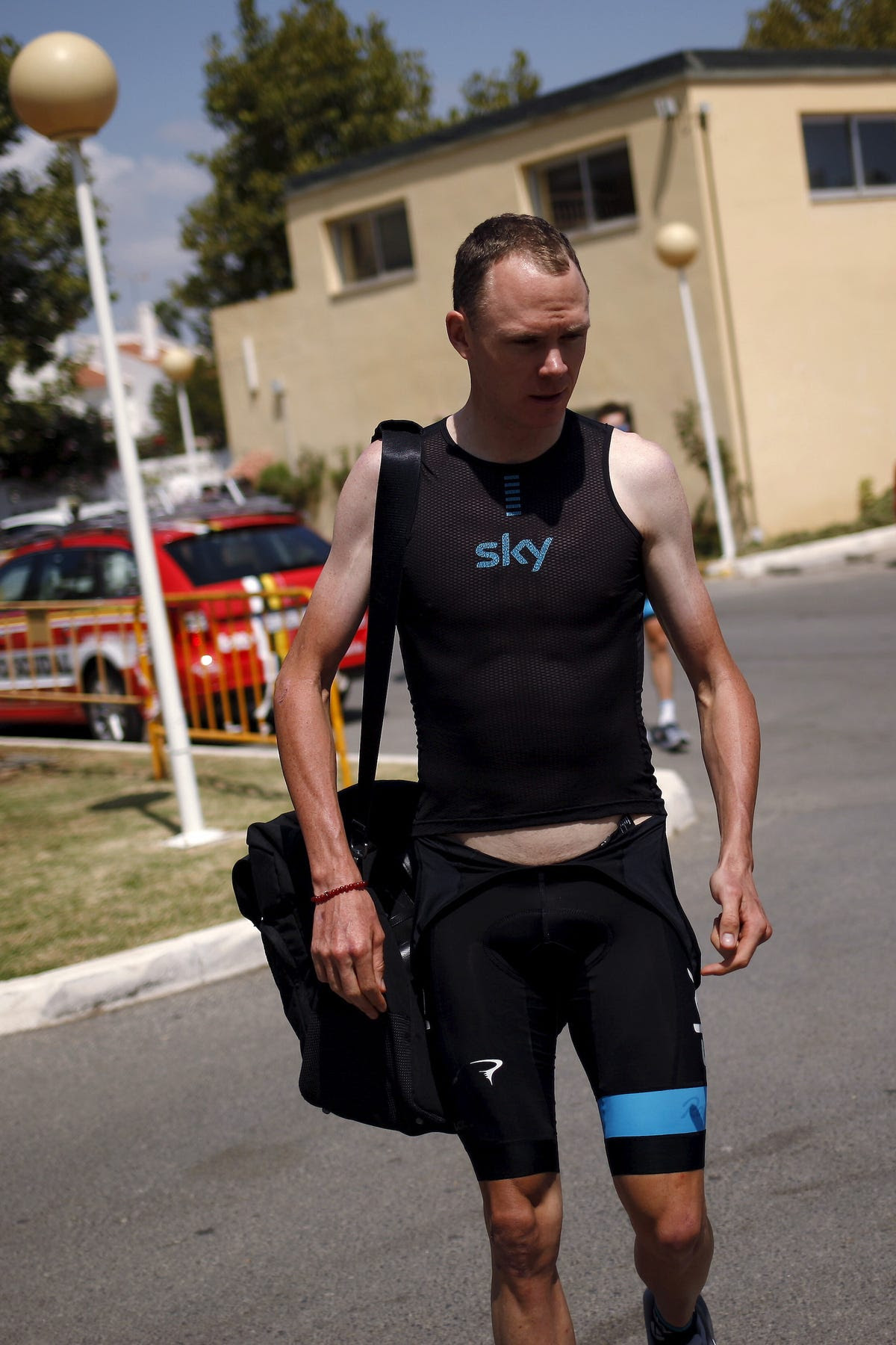 Froome, who is 6-1, went from 167 pounds in 2007 to 147 pounds in 2015, all while maintaining a similar sustained power output. This has helped Froome win races like the Tour de France, where a rider's power-to-weight ratio is critical to success.