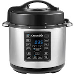 Crock-Pot Express Crock Pressure Cooker, 6 QT