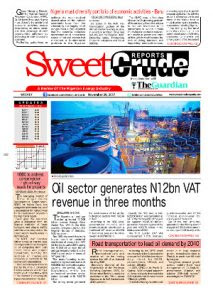 Weekly: SweetCrude Guardian November 29 2017