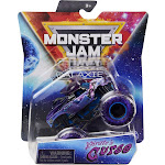 Monster Jam Gears Galaxies Pirate's Curse Exclusive Diecast Car