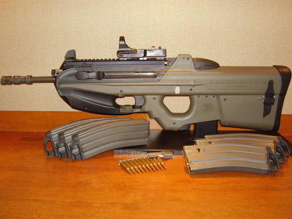 FN HERSTAL FS2000 Carbine 5.56x45.