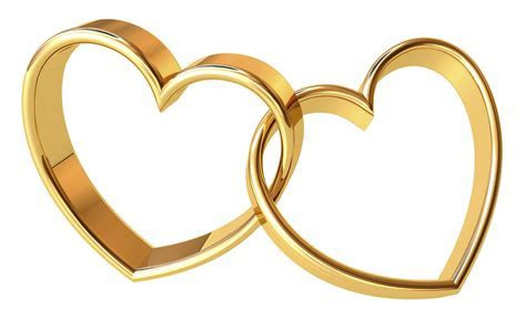 Linked wedding rings clipart clipart free clipart images 2