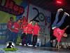 Hip Hop en la Plaza reune artístas urbanos
