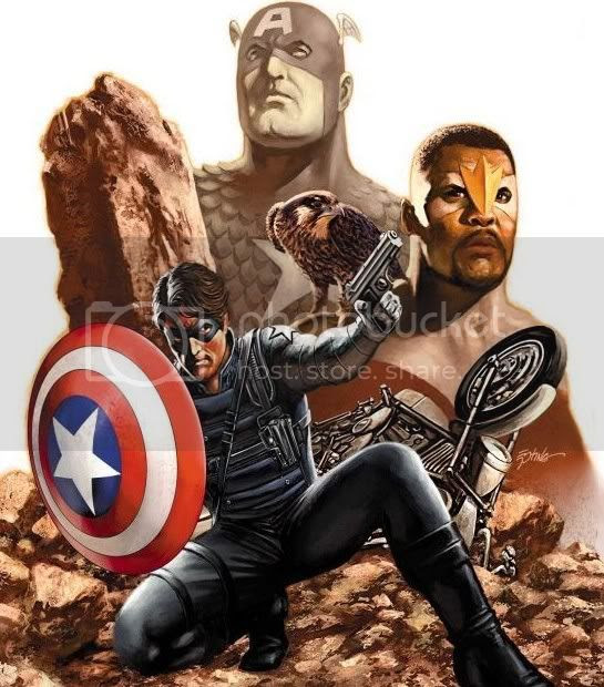 Captain America # 27