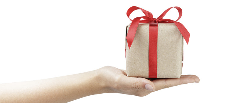 Image result for giving gifts