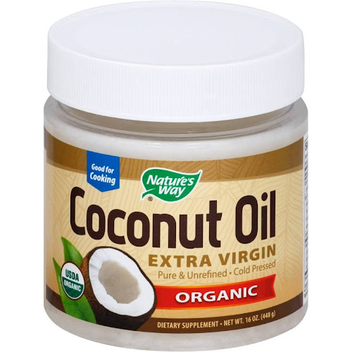 Nature's Way EfaGold Extra Virgin Coconut Oil - 16 oz jar