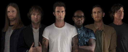Maroon 5 am 09.06.2015 in Oberhausen – Special Guest: Magic! & Nick Gardner