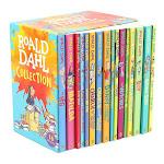 New Roald Dahl Collection: 16 Book Box Set
