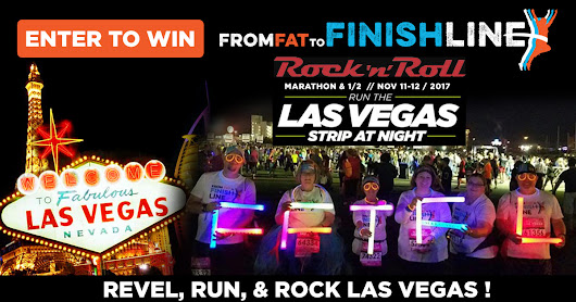 Rock and Run Vegas with From Fat to Finish Line