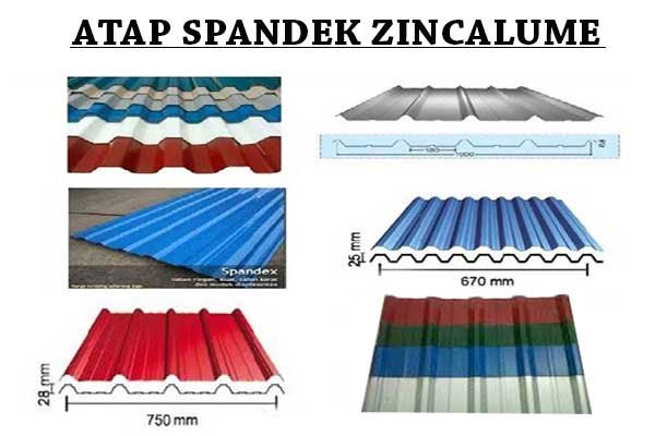 Harga Atap Spandek Per M2 Acp Alucobond