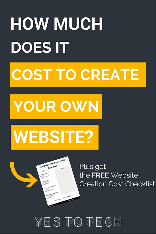 Are you ready to create your own website awesome since How to make your own website for free