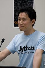 """西尾 泰和さん, JJUG Cross Community """"JRuby と Jython"""", 2008.08.28"""