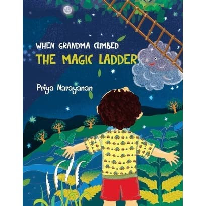 a review of When Grandma Climbed the Magic Ladder