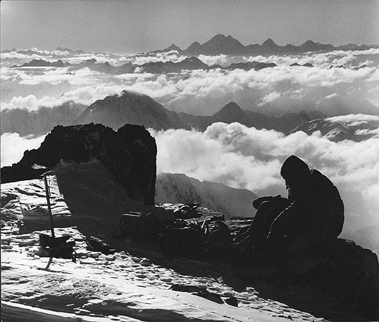 Famous Inspirational Climbing Quotes About Mountaineering Rock