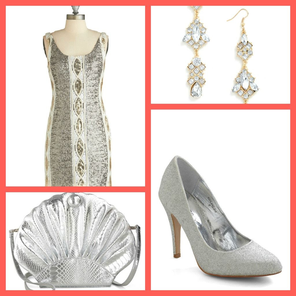 What to Wear to a New Year's Eve Wedding - The Sequin Dress