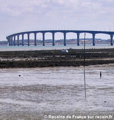 Pont De Lîle De Ré Sur Recoinfr