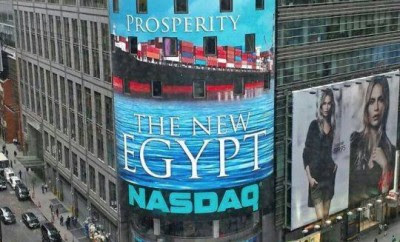 Egypt takes over New York City
