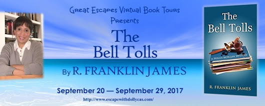 The Bell Tolls by R. Franklin James Virtual Book Tour